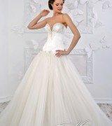 Свадебные платья А-силуэт фото | BELFASO