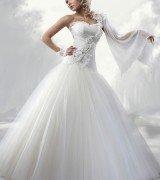 Свадебные платья пышные фото BELFASO