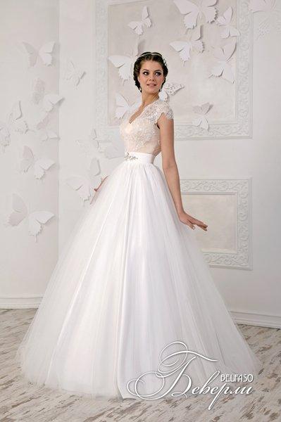 Классические свадебные платья фото | BELFASO