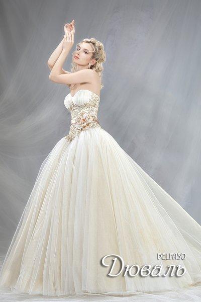 Изобр по > Роскошные Пышные Свадебные Платья