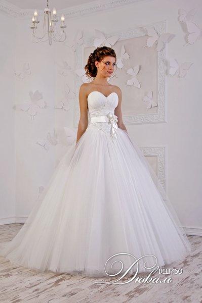 Красивые пышные свадебные платья 2013 | Фото, картинки
