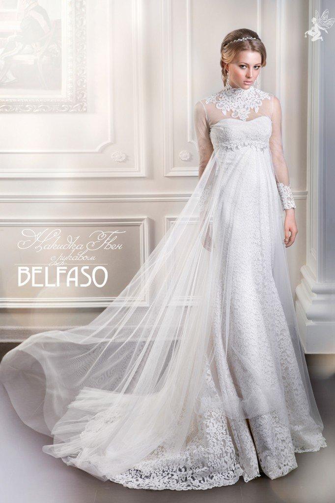 Свадебные платья 2015 года: фото коллекции в каталоге салона BELFASO